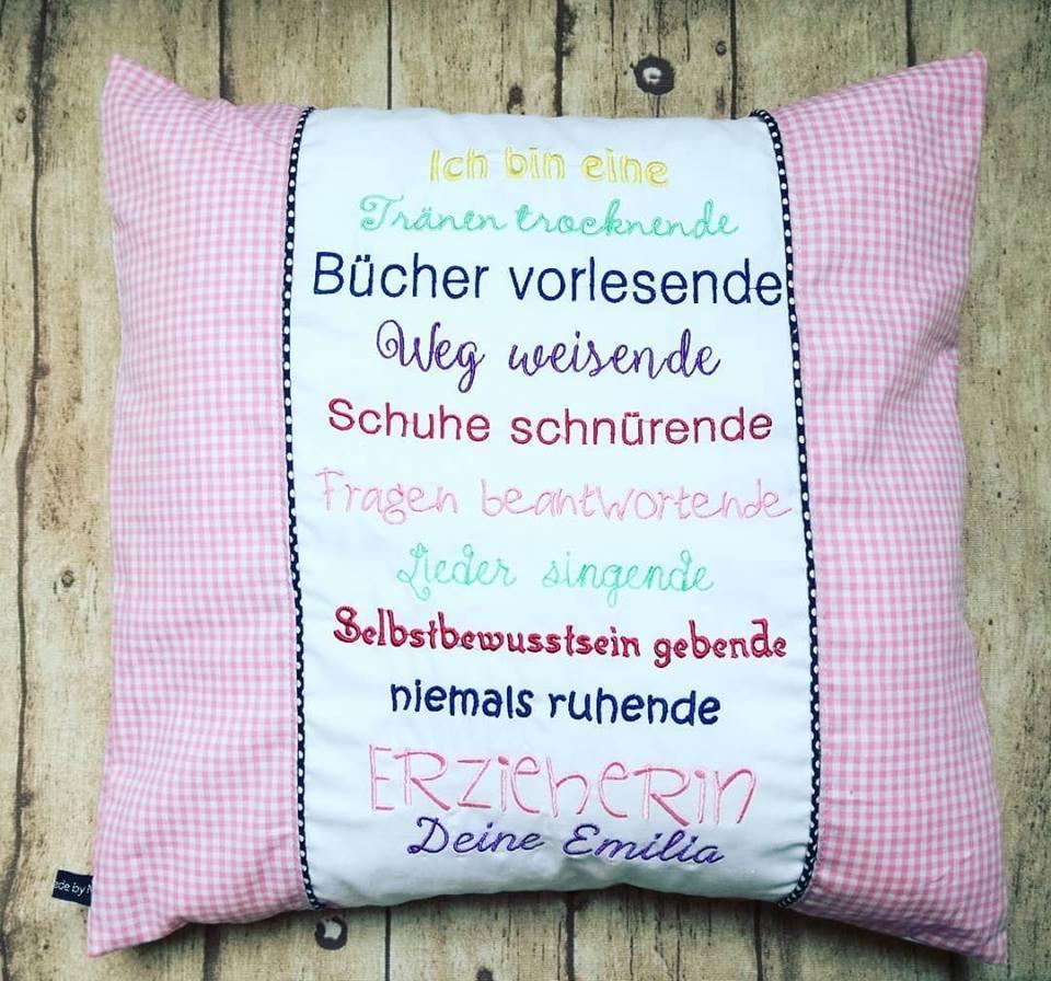 Kita Geschenk Erzieherin Wwwhandmade By Monade